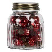 Rogue - Mini Antique Red Bauble Jar