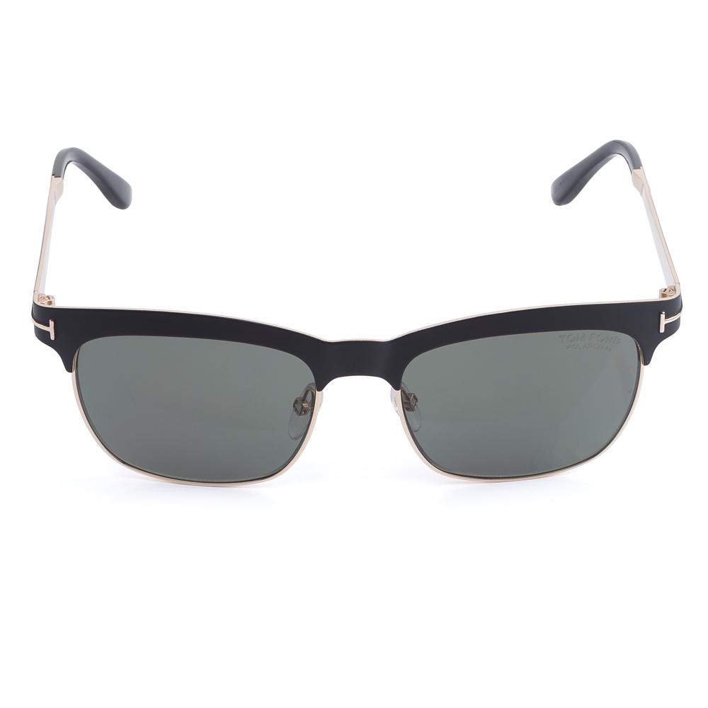 bb06d1ec38fce Tom Ford - Elena Black Sunglasses