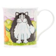 Dunoon - Bute Comical Cats Mug