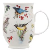 Dunoon - Suffolk Dawn Song Nuthatch Mug