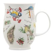 Dunoon - Suffolk Dawn Song Bluetit Mug