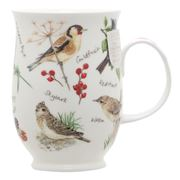 Dunoon - Suffolk Dawn Song Goldfinch Mug