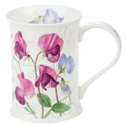 Dunoon - Cotswold Mug Sweet Peas Purple
