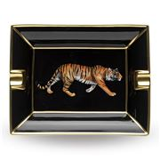 Halcyon Days - Magnificent Wildlife Tiger Ashtray