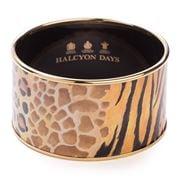 Halcyon Days - Animal Print Cuff