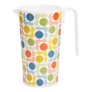 Orla Kiely - Multi Flower Melamine Pitcher