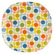 Orla Kiely - Multi Flower Melamine Dinner Plate