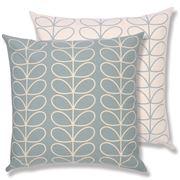 Orla Kiely - Duck Egg Linear Stem Cushion