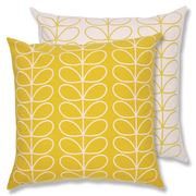 Orla Kiely - Linear Stem Sunflower Cushion