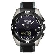 Tissot - T-Touch Expert Solar Titanium Black Watch