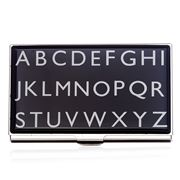 Acme Studios - Alphabet Card Case