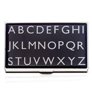 Acme Studios - Alphabet Card Case