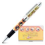 Acme Studios - Yellow Submarine Rollerball Pen & Card Case