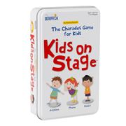 University Games - Charades Kids On Stage Tin