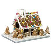 Avanti - Gingerbread House Baking Set 10pce