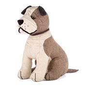 Dora Designs - Thurston the Bulldog Doorstop