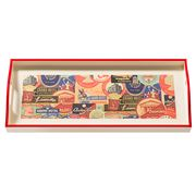 Whitelaw & Newton - Labels On Cream Sandwich Tray