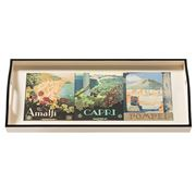 Whitelaw & Newton - Amalfi On Cream Sandwich Tray