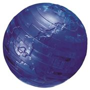 Games - 3D Crystal Jigsaw Puzzle Blue Earth