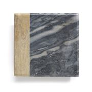 Ecology - Market Marble Square Cheese Board