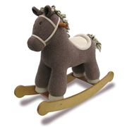 Little Bird Told Me - Hobnob Rocking Horse