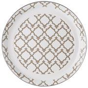 Golden Rabbit - Charleston Taupe Platter