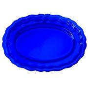 Mario Luca Giusti - Dali Royal Blue Platter