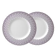 Missoni Home - Flowers Flat Plate Set 2pce