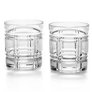Ralph Lauren - Greenwich Double Old Fashioned Set 2pce