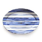 Ralph Lauren - Cote D'Azur Stripe Oval Platter