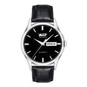 Tissot - Heritage Visodate Automatic Blk Dial & Strap Watch