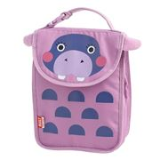Built NY - Big Apple Buddies Hippo Lunch Sack