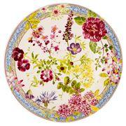 Gien - Millefleurs Cake Platter