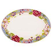 Gien - Millefleurs Oval Platter