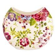 Gien - Millefleurs Half Moon Vase
