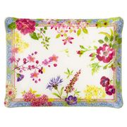Gien - Millefleurs Large Serving Tray
