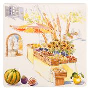 Gien - Provence Small Square Plate