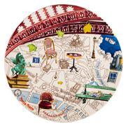 Gien - Paris Cake Platter