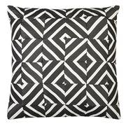 Sunbrella - Black Diamond Basketweave Cushion 58x58cm