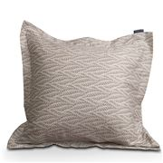 Sunbrella - Interwoven Flax & Indigo Cushion 54x54cm