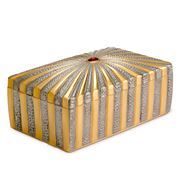 L'objet - Voyage d'Or 10th Anniversary Rectangular Box