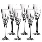 Royal Doulton - Earlswood Champagne Flute Set 6pce
