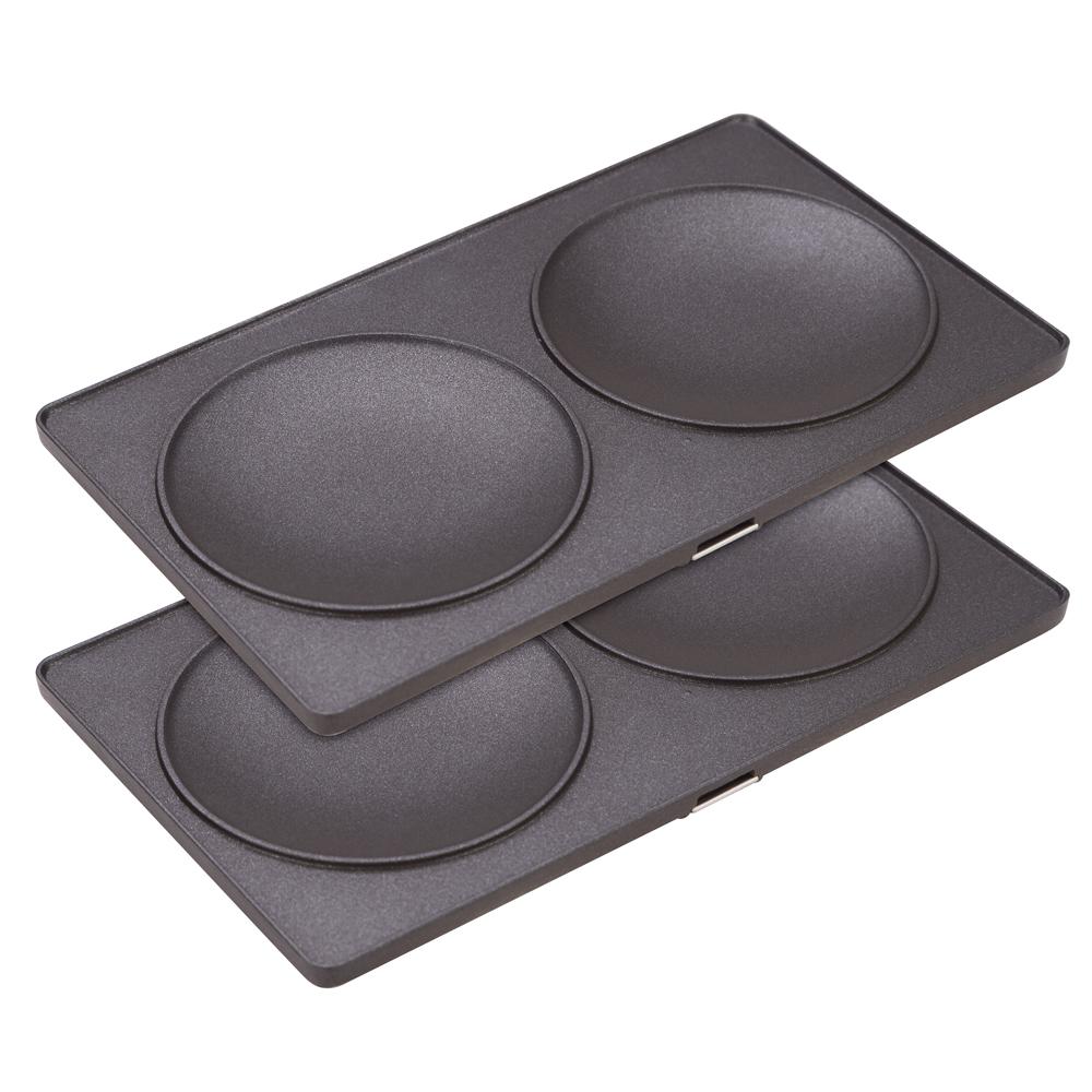 tefal snack collection pancake plates peter 39 s of kensington. Black Bedroom Furniture Sets. Home Design Ideas