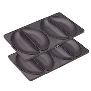 Tefal - Snack Collection Turnover Plates