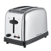 Russell Hobbs - Classic Brushed Two Slice Toaster