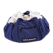Play Pouch - Mini Captain Blue Storage Pouch