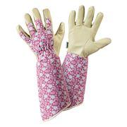 Briers - Falling Flower Medium Gauntlet Gardening Gloves