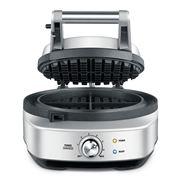 Breville - No Mess Waffle Maker BWM520