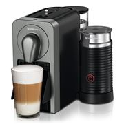 Breville - Nespresso Prodigio&milk Titanium Coffee Machine