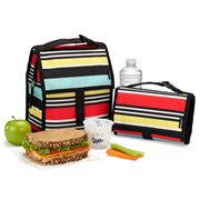 Packit - Freezable Surf Stripe Lunch Bag